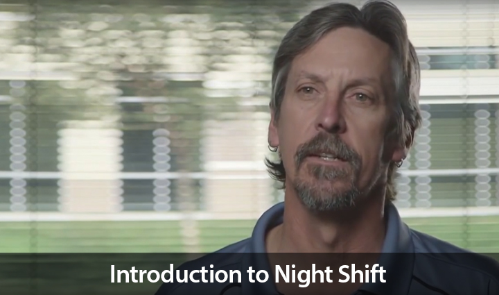 Night Shift - Introduction